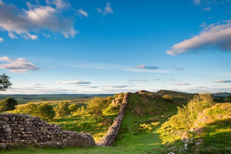 Hadrians Wall. RoadTrip Motorcycle Tours. Woking, England. +44 (0)1483 662 135