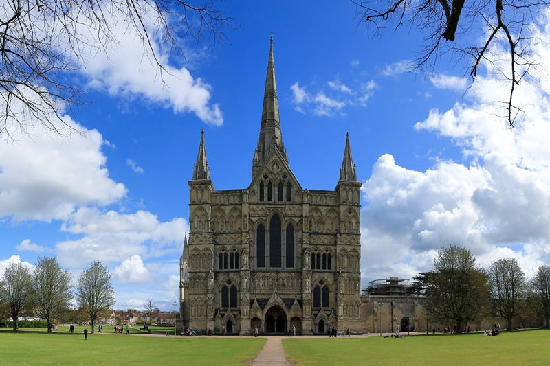Salisbury Cathedral. RoadTrip Motorcycle Tours. Woking, Surrey, UK +44 (0)1483 662 135