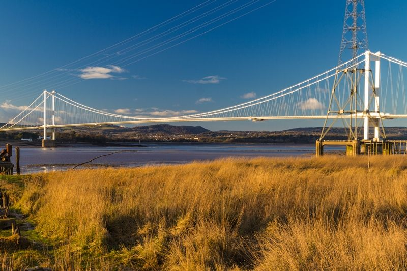 Severn Bridge. RoadTrip Motorcycle Tours. Woking, Surrey, UK +44 (0)1483 662 135