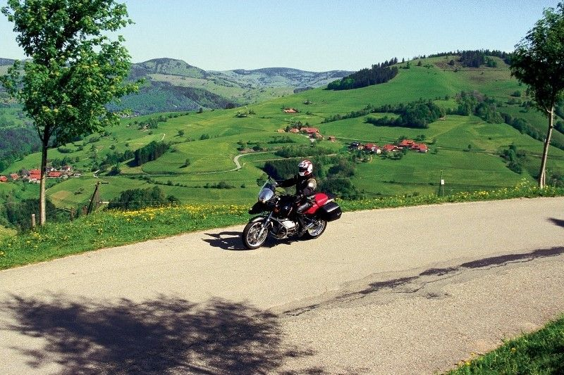 Ehrsberg. RoadTrip Motorcycles. Black Forest Tour