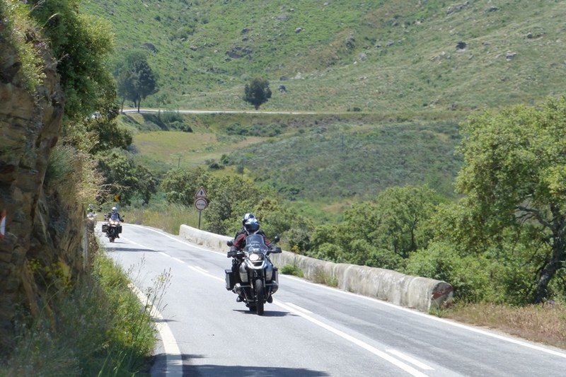 Spain and Portugal Motorcycle Tour. RoadTrip