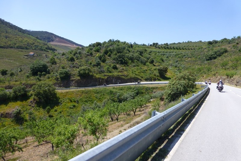 Spain and Portugal Motorcycle Tour. RoadTrip. Woking, UK. +44 (0)1483 662 135