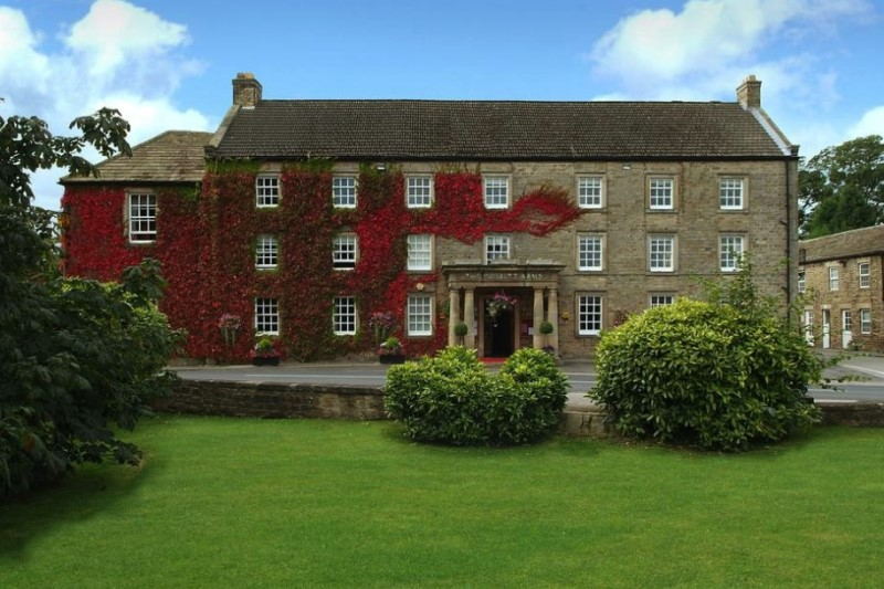 English Country House Hotel - RoadTrip Motorcycle Tours