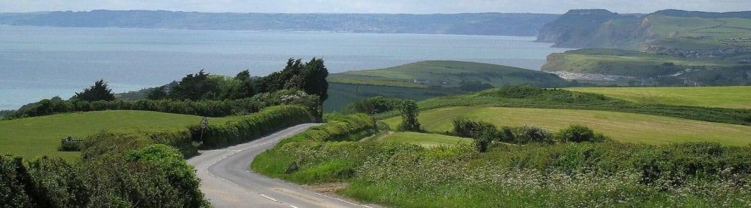 RoadTrip-motorcycle-tour-Dorset-Coast-road