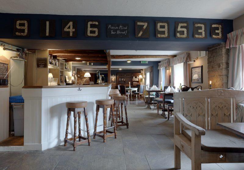 Yorkshire Inn Bar Area