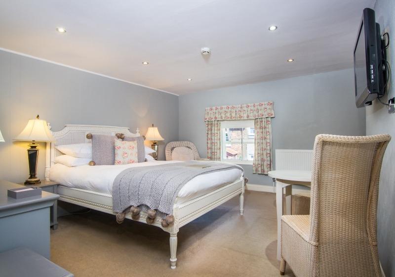 Yorkshire Inn Double Bedroom