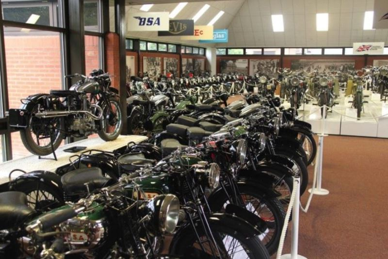 National Motocycle Museum