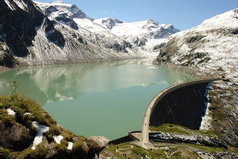Kaprun Stauseen, Motorcycle Tour of Austria with RoadTrip