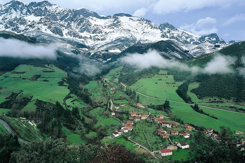 Mountain View - Northern Spain