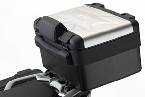 BMW R 1200 GS Vario Top Case for hire from RoadTrip in Woking, Surrey, UK +44 (0)1483 662 135
