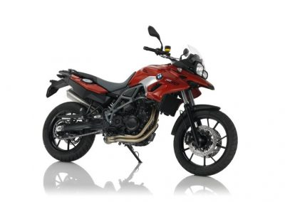 F 700 GS Low Suspension - Sakhir Orange