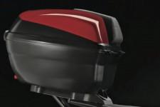 Ducati Multistrada Top Box for hire from RoadTrip. Woking, Surrey, UK. +44 (0)1483 662 135