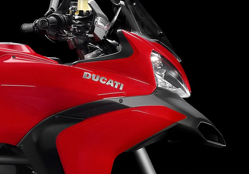 Ducati Multistrada for hire from Roadtrip. Woking, Surrey, UK +44 (0)1483 662 135
