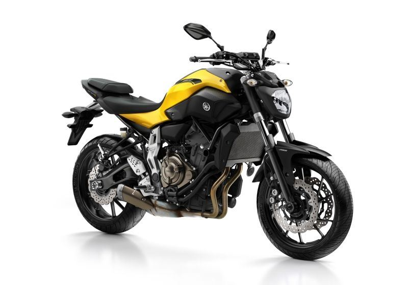 Yamaha MT-07 ABS for hire from RoadTrip. Woking, Surrey, UK +44 (0)1483 662 135