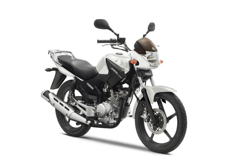 yamaha ybr 125 learner motorbike hire. Black Bedroom Furniture Sets. Home Design Ideas
