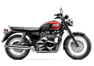 Triumph Bonnevill T100 (Red/Black)