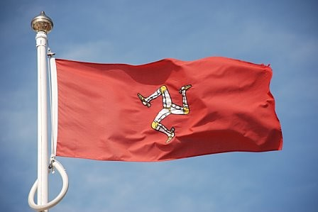 Isle of Man flag