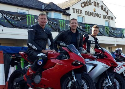 RoadTrip Panigale - IoM 2015