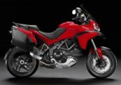 Ducati Multistrada 1200 S Touring D-Air for hire from RoadTrip.