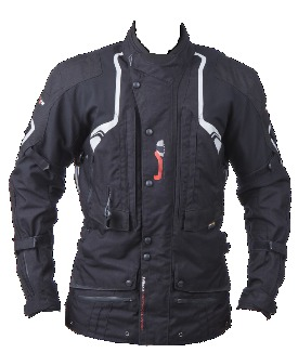 HELITE touring Jacket - black.