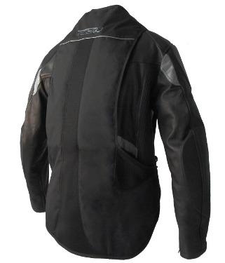 HELITE airbag vest - black