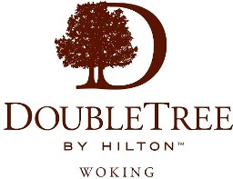 Logo Hilton Doubletree Woking, Surrey, UK