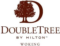 Logo Hilton Doubletree Woking, Surrey, UK