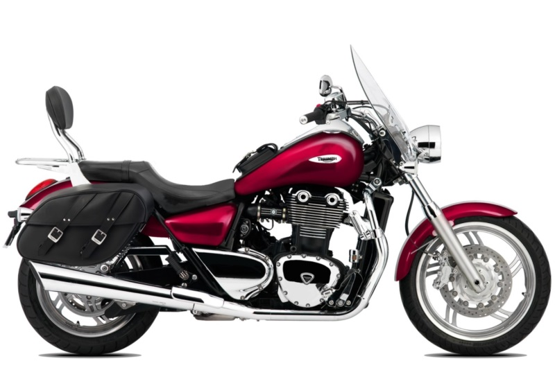 Triumph Thunderbird for hire. Woking, Surrey, UK +44 (0)1483 662 135