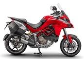 Ducati Multistrada 1200 S for hire from RoadTrip.