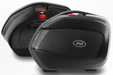 Givi V35 Pannier for hire from RoadTrip. Woking, Surrey, UK +44 (0)1483 662 135