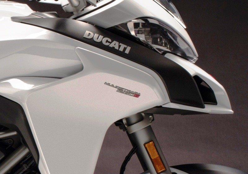 Ducati Multistrada for hire from Roadtrip. Woking, Surrey, UK +44 (0)1483 662 135