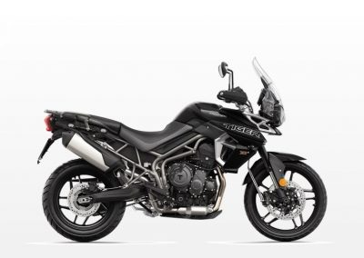 Triumph Tiger 800 XRx for hire from RoadTrip. Woking, Surrey, UK +44 (0)1483 662 135