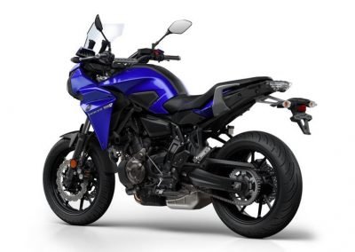 Yamaha Tracer 700 for rental from RoadTrip. Woking, Surrey, UK +44 (0)1483 662 135