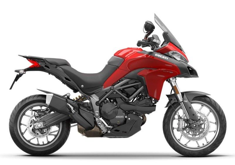 Ducati Multistrada 950 for rental from RoadTrip. Woking, Surrey, UK +44 (0)1483 662 135
