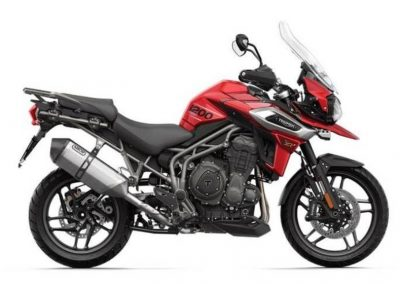 Hire a Triumph Tiger 1200 XRt from RoadTrip Motorcycles in the UK. +44 (0)1483 662 135