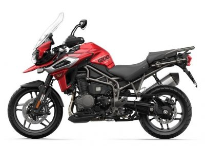 Triumph Tiger 1200 XRt. Hire from RoadTrip. Woking, Surrey, UK. +44 (0)1483 662 135