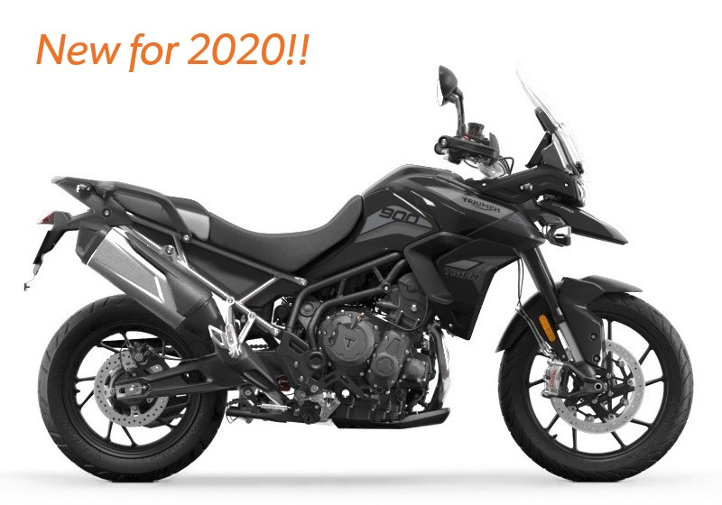 Triumph Tiger XRx for hire from RoadTrip. Woking, Surrey, UK +44 (0)1483 662 135